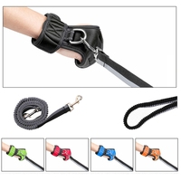 TAILUP Hands Free Pet Leash Dogs Running Elasticity Pet Products Dog Leash Set Including Gloves Adjustable