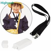 Tkstar Mini Kids Child Personal GPS Tracker TK908 GSM GPRS Real Time Position Tracking USB Port Safety GPS SOS Alarm APP Free