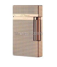 S.T Memorial Dupont lighter Bright Sound! New In Box Serial number C144