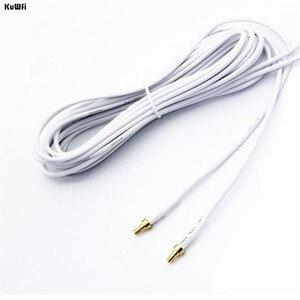 Image 3 - KuWFi 4G Antenne 3M kabel LTE Antenne Externe Antennen für Huawei ZTE 4G LTE Router Modem Antenne mit TS9/ CRC9/ SMA Stecker