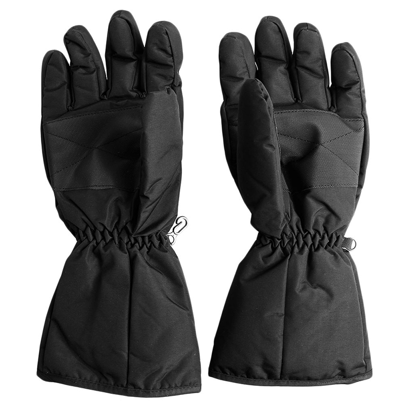 Motorcycle Heated Gloves 12V Powered Electri Hunting Winter Warmer Waterproof