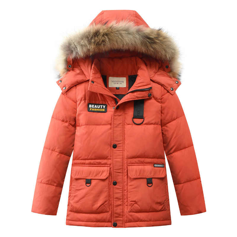 3eeffa282ae5 Detail Feedback Questions about Boys Thick Down Jacket 2018 New ...