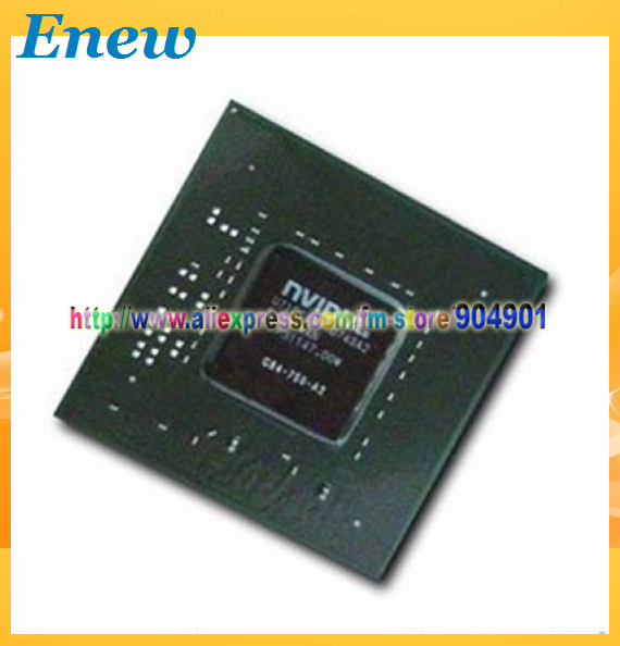 100% Original new G84-750-A2 G84 750 A2  BGA IC Chipset With Balls for Laptop