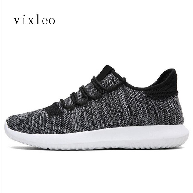 96c99a61aa7c8 VIXLEO Casual Shoes Men Summer Breathable Mesh Men Shoes Lightweight Men  Flats Fashion Casual Water Shoes Brand Designer Shoes