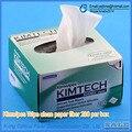 280 UNIDS packes Kimwipes papel de limpieza/kimperly toallitas de papel de limpieza de fibra Óptica, libre de polvo de papel, limpiador de fibra