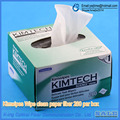 280PCS Fiber cleaning paper packes Kimwipes/kimperly wipes Optical fiber wiping paper, dust-free paper, fiber cleaner