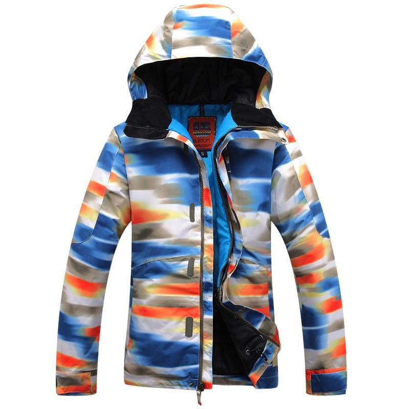 Burton winter colorful coat women ski snowboard waterproof