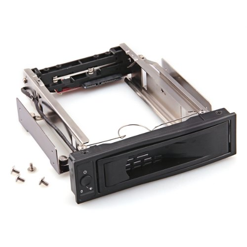 Removable Hard font b Disk b font Box 3 5 Inch SATA Switch LED Power Supply