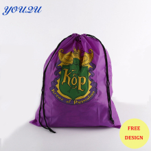 Factory price personalized drawstring bags drawstring backpack