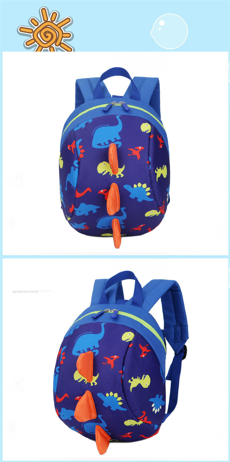 Responsible Customized Kids Baby School Bag Toddler Kindergarten Baby Boy Preschool Satchel Backpack Foot-ball Mochila Children Bookbag Fashionable Style; In