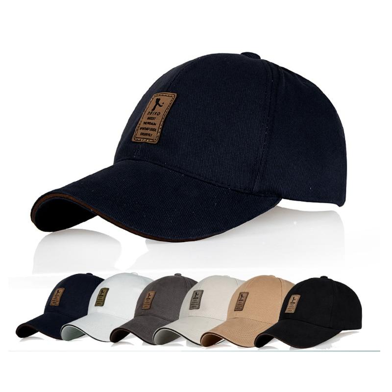 Sunscreen Cap Baseball Cap Man Golfe Hat Of Hair Accessories Match Polo T Shirt Black,Navy,Khaki,Gray,White,Apricot Caps 9.9B