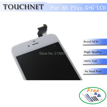 5 5 New LCD For iPhone 6S Plus With Digitizer Assembly Warranty