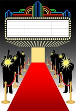 Laeacco Stage Flash Red Carpet  Photography Backgrounds Thin Vinyl Customized Photographic Backdrops Props For Photo Studio custom vinyl print cloth castle ladder photography backdrops for wedding stage photo studio portrait backgrounds props s 836