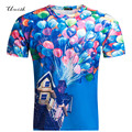 Stylish 3D Printed T-shirts Man Cool Short Sleeve T shirt Tops Plus Size Men's Clothing