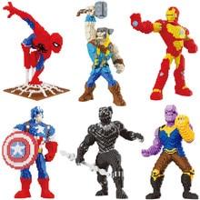 3D モデルハンマー diy 建物ダイヤモンドブロック玩具米国戦士教育組立レンガ jouets juguetes игрушки