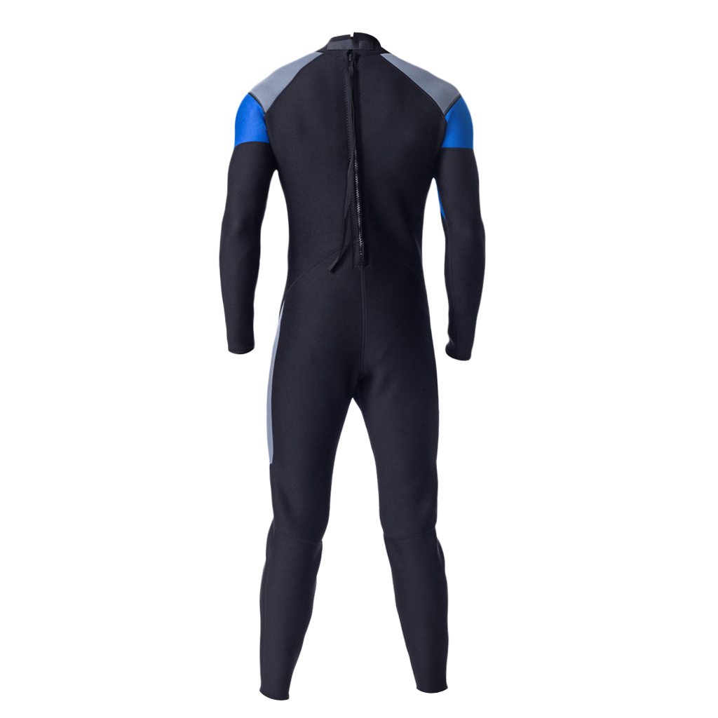 Wetsuits Mens 3mm Neoprene Full Body Dive Skins Winter Swimming Kayaking Snorkeling Surfing Diving Suit Wet Suit
