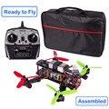 SunFounder 250 Drone FPV Quadcopter Frame Kit CC3D Controlador ESC EMAX Simon 12A Motor Racing Voladores MT16-S 4-Axis CopterQAV250