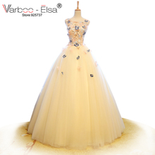 VARBOO_ELSA Wedding Dress Bridal Gowns Ball Gowns