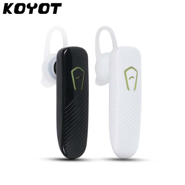 KOYOT Newest mini earphone bluetooth headset headphone V4.0 wireless handfree universal for iOS/Android Smart phones