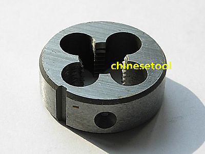 "1pcs HSS Right Hand Die 15//16/""-16UN Dies Threading 15//16-16UN"