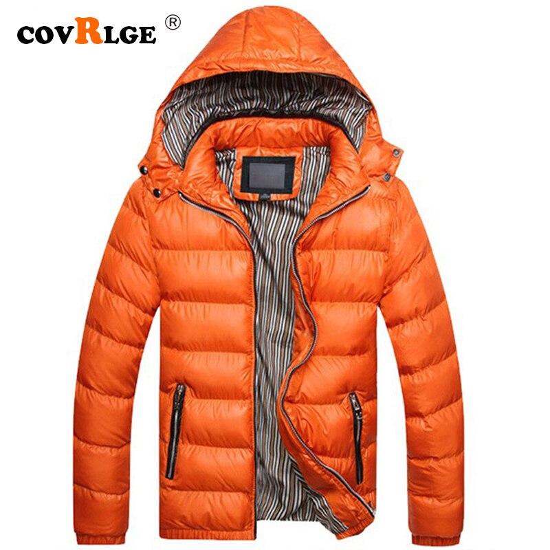 Covrlge New Arrival 2019 Mans Casual Comfortable Coat High Quality Warm For Winter Men Wholesale Plus Size M-6XL MWM072