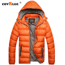 Covrlge New Arrival 2019 Mans Casual Comfortable Coat High Quality Warm For Winter Men Wholesale Plus Size M-6XL MWM072