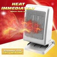 Unique Design Portable PTC Mini Fan Heater Energy Saving
