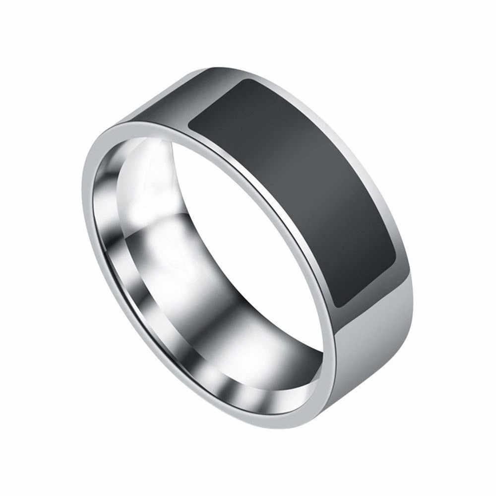 Smart Watch Accessories NFC Multifunctional Waterproof Intelligent Ring  Smart Wear Finger Digital Ring 2018 #4