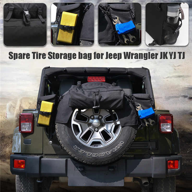 1dbaf08bf024 Detail Feedback Questions about Spare Tire Organizer Set For 30