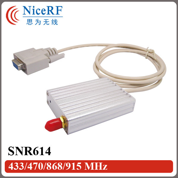 Remote Control Module SNR614|868MHz Si4432 Network Node RF Module RS232 Port for Wireless Data Transceiver