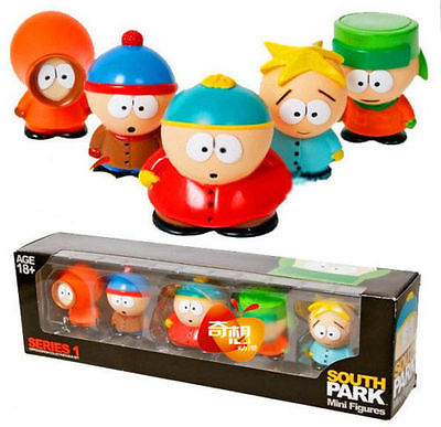 south park taart SOUTH PARK SERIES 1 ACTION FIGURE KID KIND JONGEN MEISJE DISPLAY  south park taart