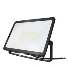 LED Floodlight Ultra thin 10W 20W 30W 50W 100W Outdoor Spotlight Flood Light IP66 AC220V foco led exterior LED Street lighting(China)