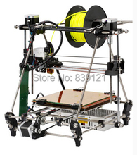 DIY RepRap Mendel 3d printer suitable for new user or teaching