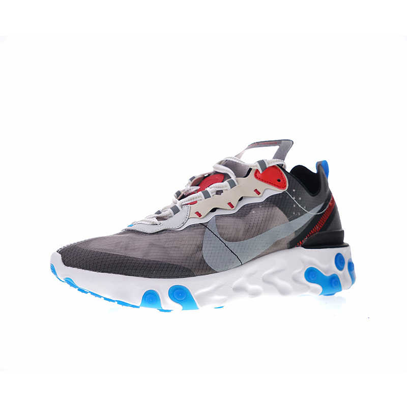 9e63ee6dbebd ... Nike Upcoming React Element 87 Men s Running Shoes Sport Outdoor  Sneakers Designer Athletic 2018 New Arrival ...