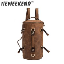 купить Neweekend Brand Travel Large Capacity Backpack Male Luggage Shoulder Bag Computer Backpacking Men Functional School Bag 2099 дешево