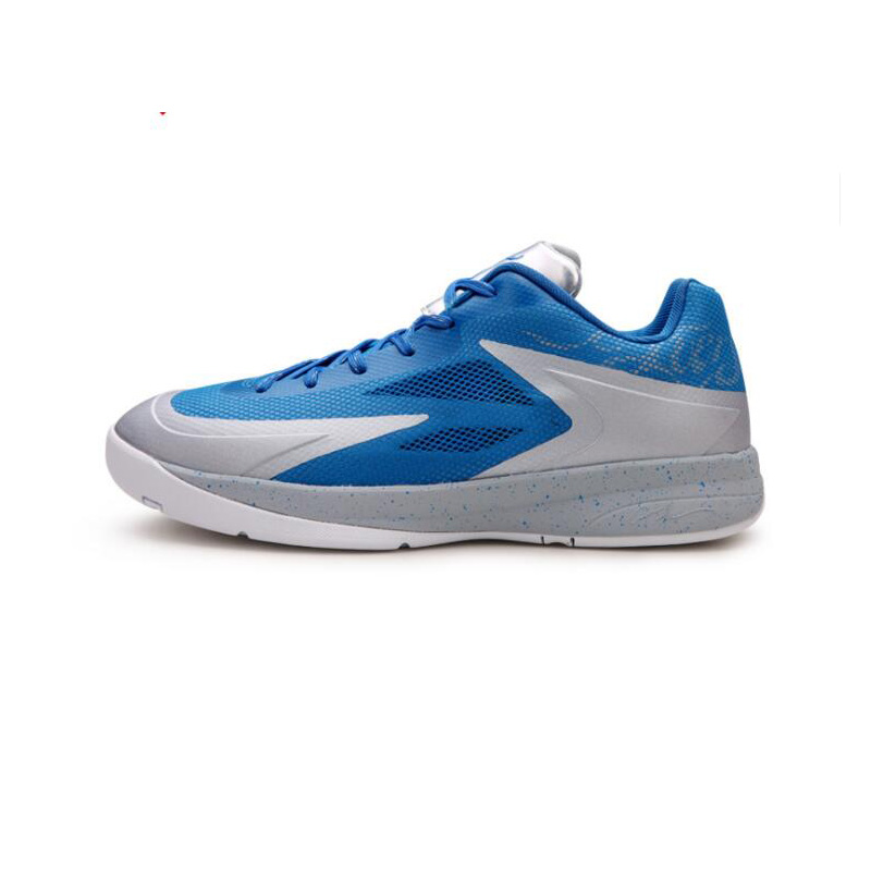ФОТО Iverson Men Wear-Resistant Low Top Sport Shoes Outdoor Basketball Shoes     Damping Breathable Unisex Sneakers Cheap Sports Shoe