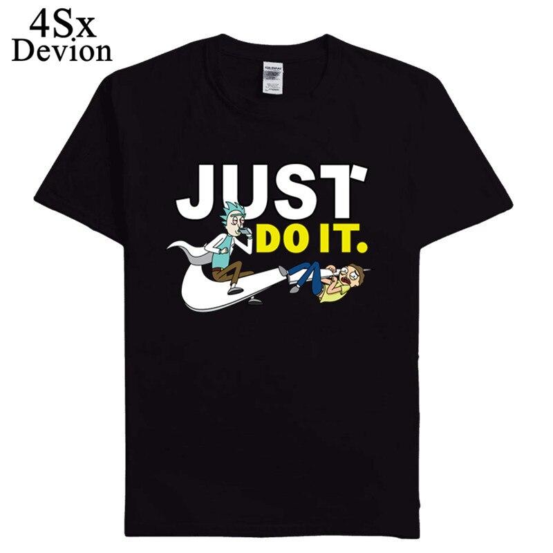 2018 neue Mode 3D cartoon T-shirt Marke Kleidung Hip Hop Brief druck Männer T-shirt Kurzarm Anime Hohe Qualität Männer kleidung
