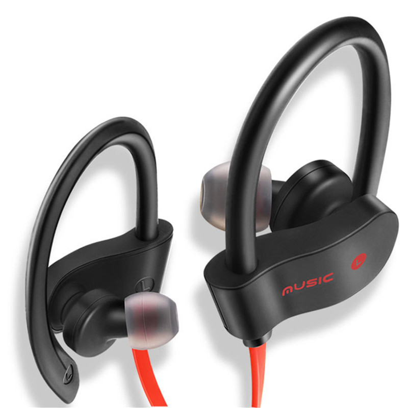 4.1 Bluetooth Headset Kopfhörer Drahtlose Kopfhörer Mikrofon Sport - Tragbares Audio und Video