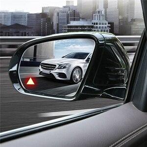 Боковое зеркало, монитор обнаружения слепых зон BSD, микроволновая печь, радар, датчик безопасности, система для Mercedes benz GLC 200 260 300 X253
