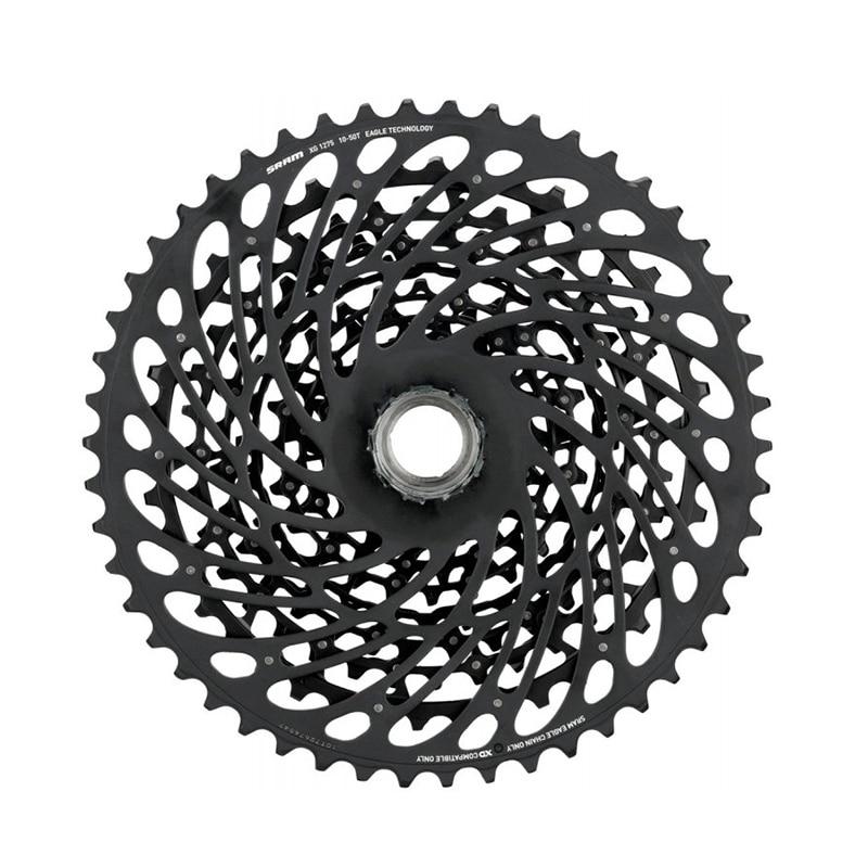 SRAM GX EAGLE XG 1275 10-50T 12S Speed MTB Bicycle Cassette Bike Freewheel fits XD hubs  ...
