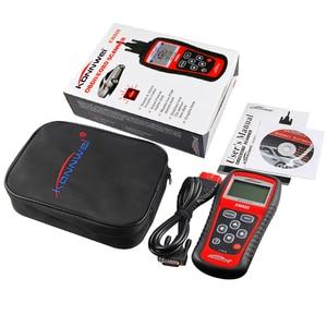 Image 5 - KONNWEI KW808 Car Diagnostic Tool OBD2 Activate engine analyzer Automotive Code Reader Scanner & New Brake Fluid Liquid Tester