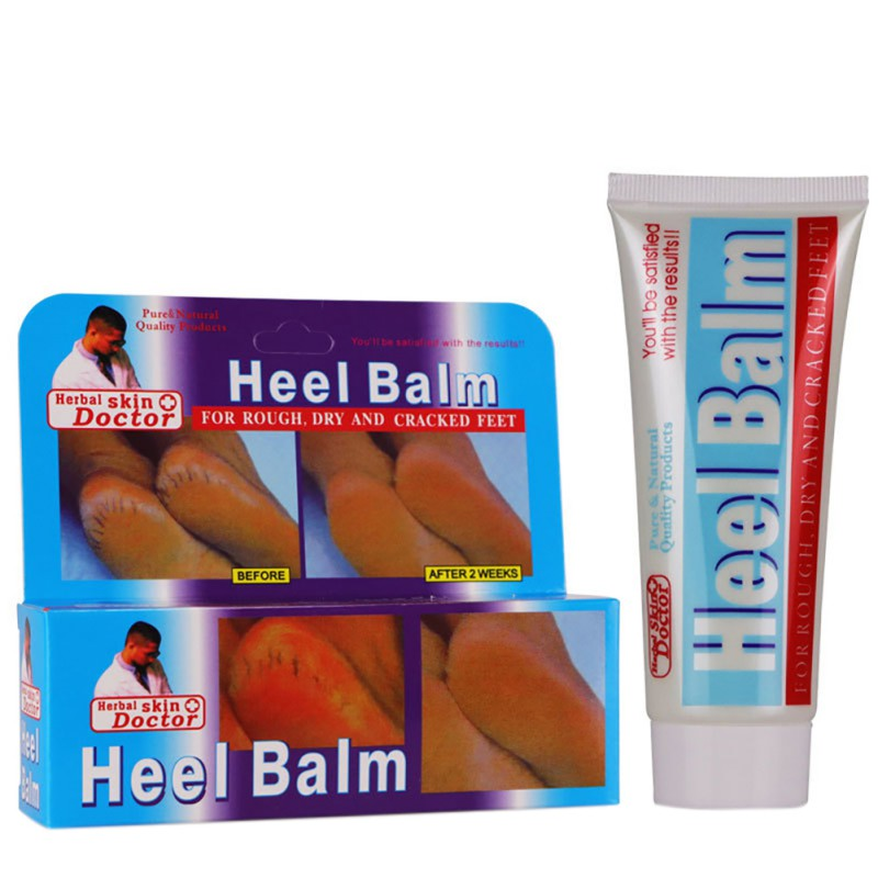 Cracked Heel Cream Feet Care Hand Anti Dry Crack Repair Cracked Heel Anti-inflammatory Foot Peeling Balm Exfoliating Foot Creams