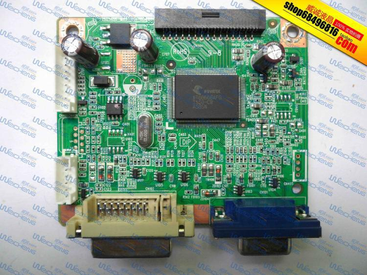 Free Shipping> V203HL logic board 715G3108-M02-001-004I driver board -Original 100% Tested Working free shipping 831w 913w driver board 715g3244 m01 004 004l 100% tested working