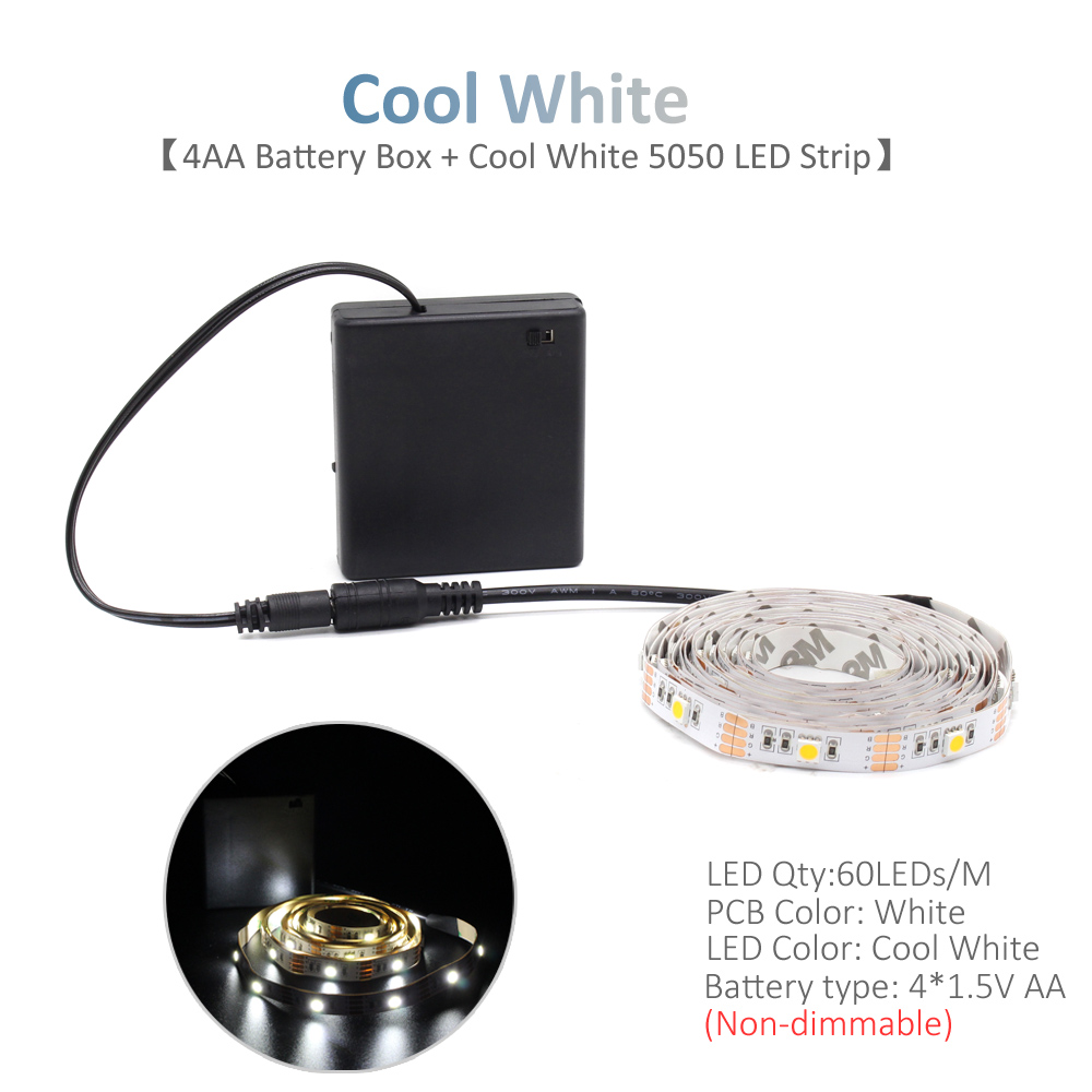Cool White 5050 Set