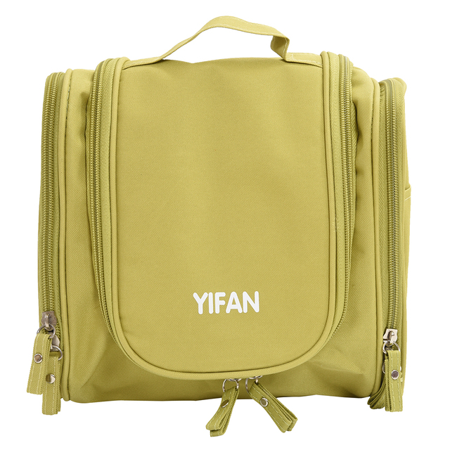 816478729e yifan New Travel Toiletry Wash Cosmetic Bag Makeup Storage Case Hanging  Grooming