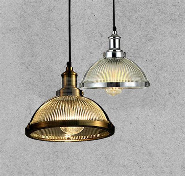 Industrial de Forma Vinho Arte Decoração Chrome Bronze pingente luzes para Sala De Jantar Restaurante Loja de Roupas Loja dispositivo elétrico da lâmpada