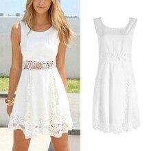 Mini kleid lace