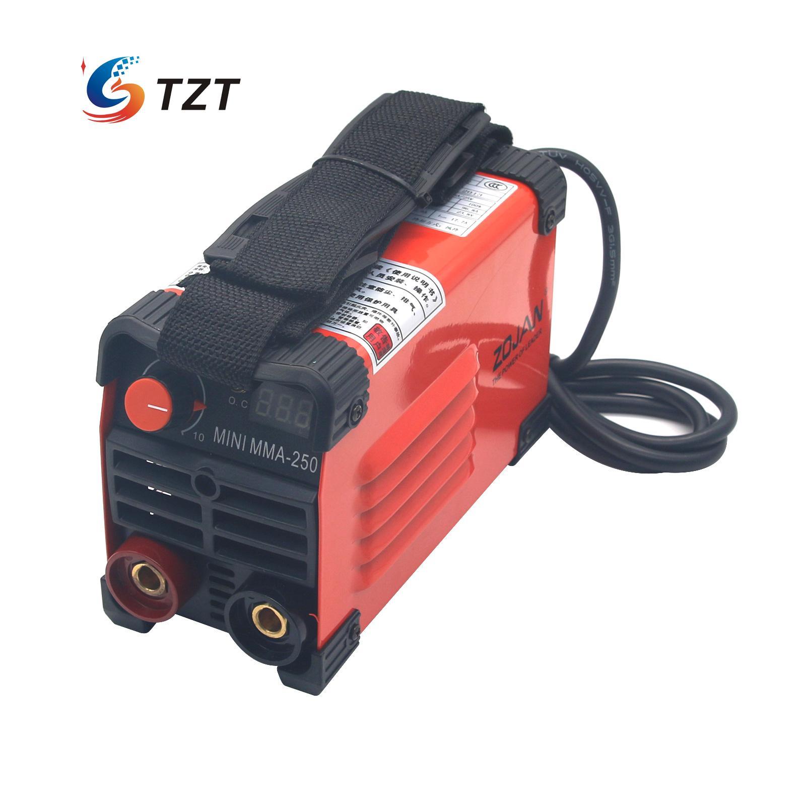 MMA Electric Welder Tool 220V 20-250A Handheld Mini Inverter ARC Welding Machine