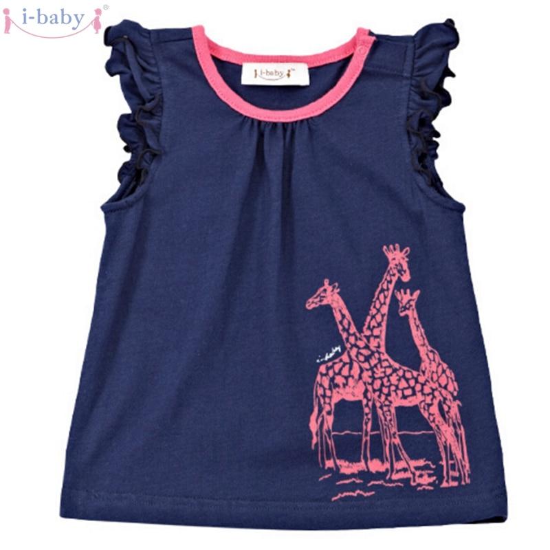 i-baby Ropa para bebés Bebé recién nacido camiseta Boy Girl 100% - Ropa de bebé