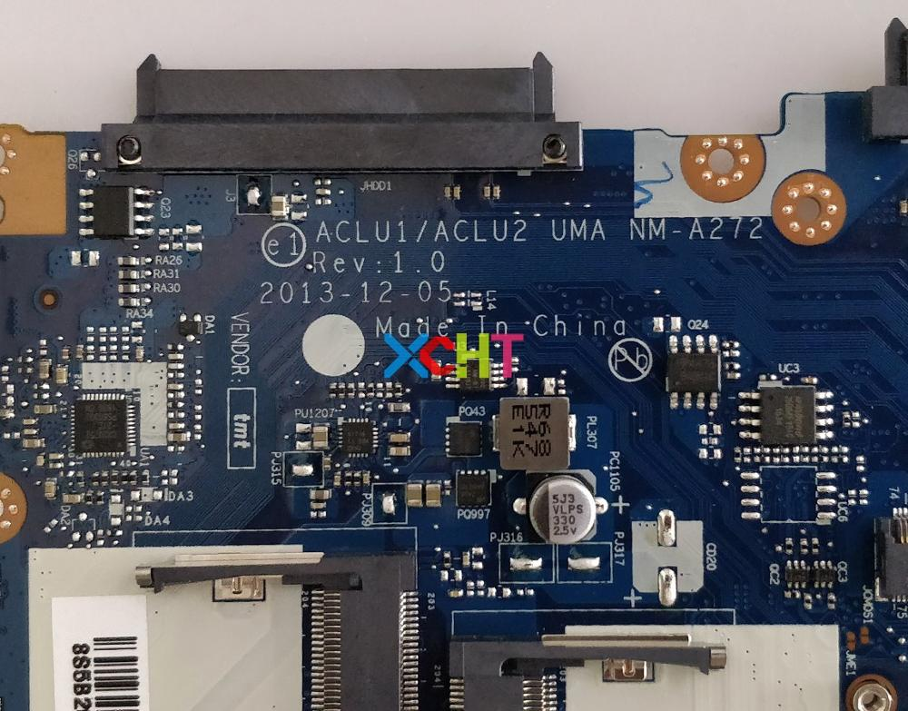 Image 5 - for Lenovo G40 70 5B20G36636 i3 4030u ACLU1/ACLU2 UMA NM A272 Laptop Motherboard Mainboard Tested-in Laptop Motherboard from Computer & Office